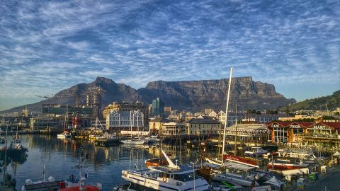 V&A Waterfront - location for Cape Town satRday